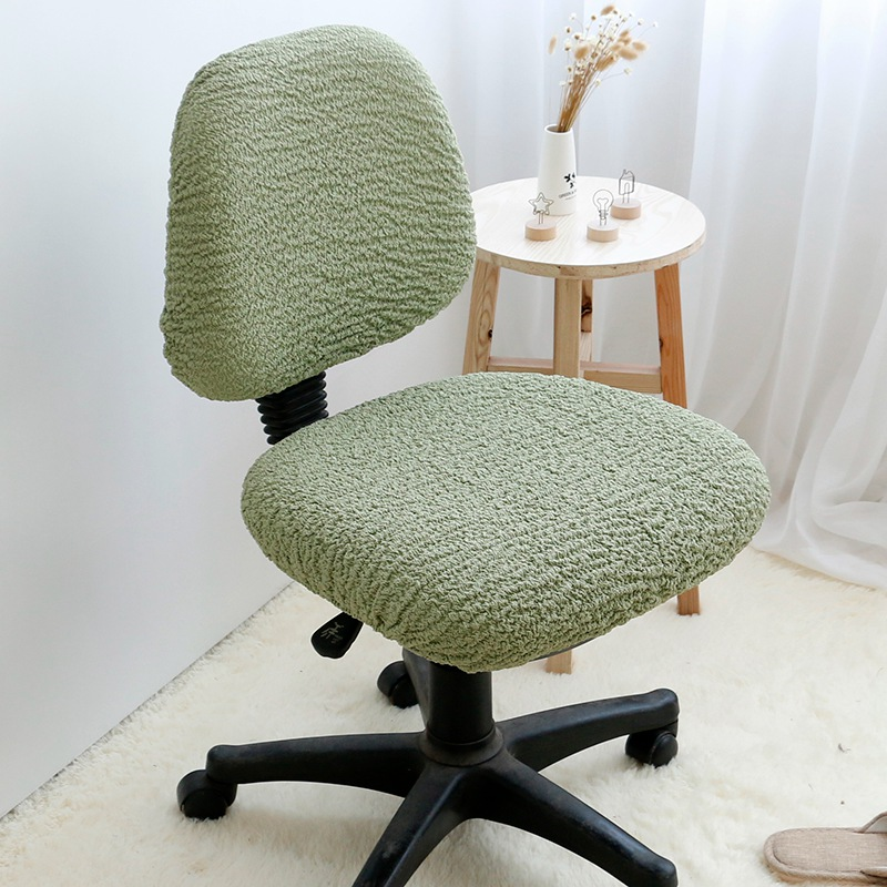 Computer Office Chair Covers Removable Office Chair Cover Stretch ...