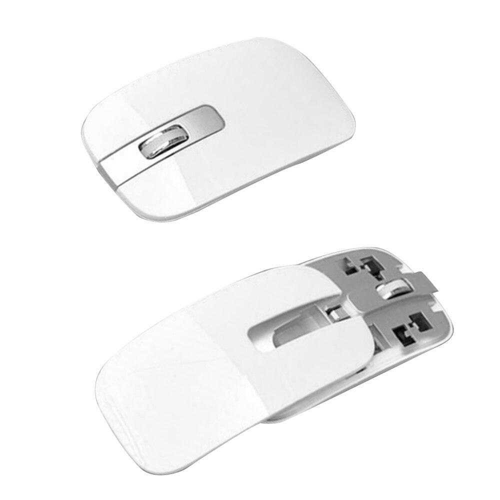 USB Receiver Film for Mac PC Laptop Slim Wireless 2.4G Keyboard Mouse Set
