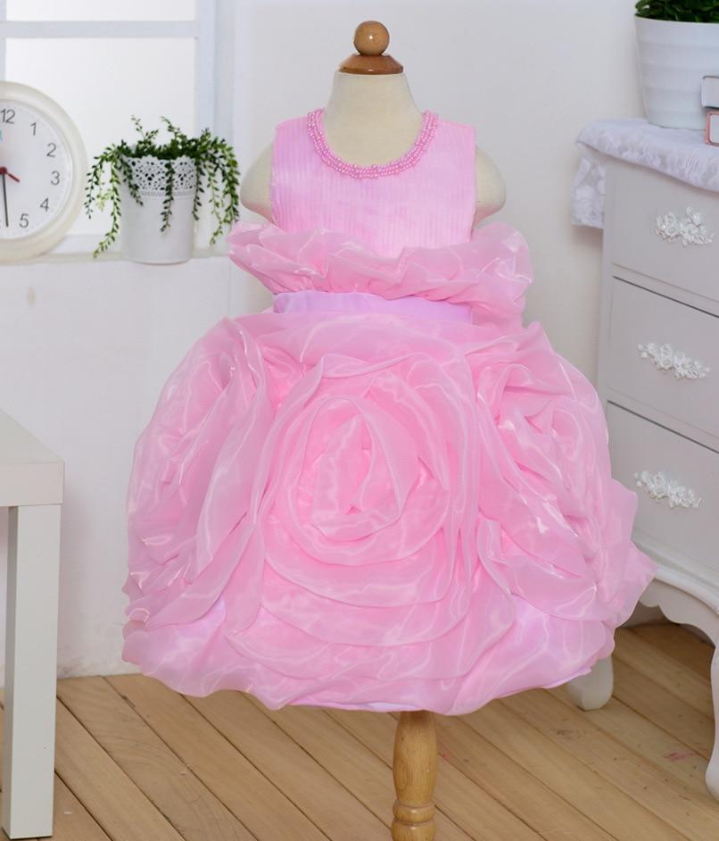 Aliexpress.com : Buy Girls party dress princess party wedding ...