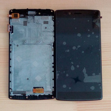 100 Original For Vernee Apollo Lite LCD Display Touch Screen Digitizer Replacement With Frame Free Shipping