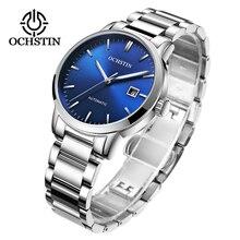 Calendar Men Watch 2019 Hot Wrist Brand Luxury Famous Male Clock Automatic Mechanical Watch Business Watch Relogio Masculino