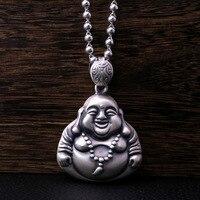 2019 Asg Cluci Cage Pendants Choker Necklace Wholesale 990 Foot Jewelry Nile Fotai Necklace Pendant Retro Thai Craft Couple