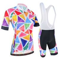 BXIO Women Cycling Clothing Breathable Summer Cycling Jersey Mountian MTB Bike Sets Bicycle Clothes Quick Dry Ropa Ciclismo 181
