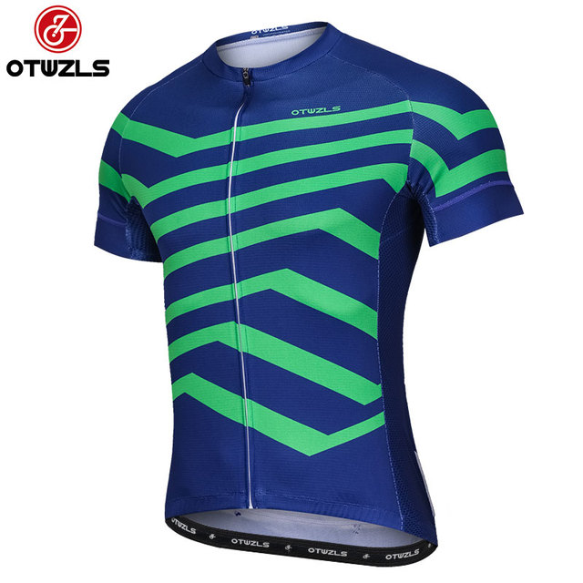 2e586c0f7 OTWZLS cycling jersey men pro cycling clothing summer short sleeve mountain bike  jersey high quality mesh fabric short