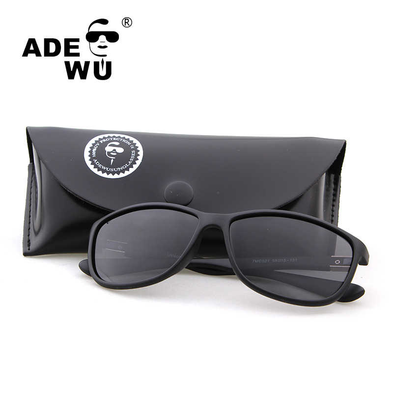 9c122deaf3 Detail Feedback Questions about Adewu Brand Designer Original HD Polarized  Men Sunglasses Goggles Police Sun Glasses Driving Mirror Glasses oculos  Gafas De ...