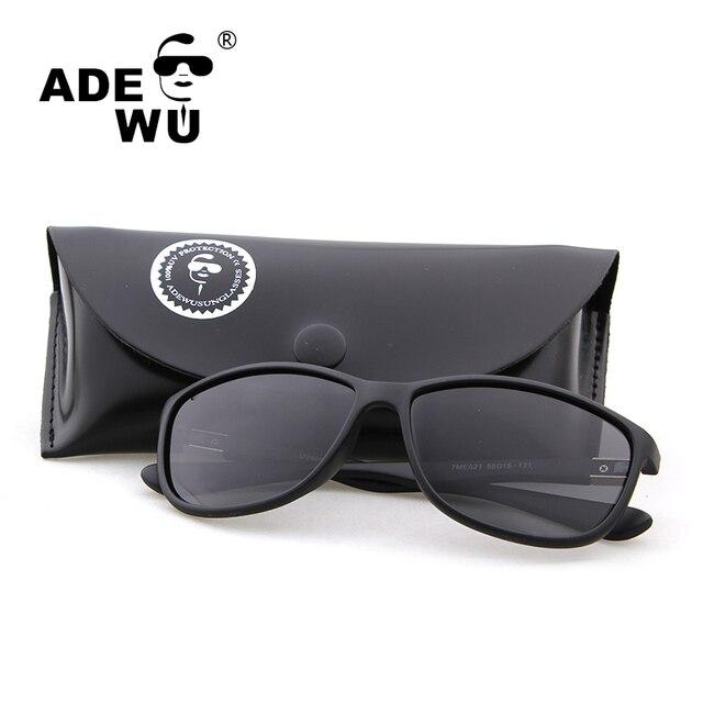 1619a28fb3084 Adewu Brand Designer Original HD Polarized Men Sunglasses Goggles Police  Sun Glasses Driving Mirror Glasses oculos Gafas De Sol