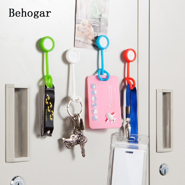 Behogar 2 STÜCK Magnetische Sicherheit Kühlschrank Kühlschrank ...