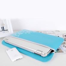 Printing Notebook Bag 15.6 Funda Ordenador Portatil 15.6 Laptop Sleeve Computer Bag Portable Case for Tablet Dell Women Handbags