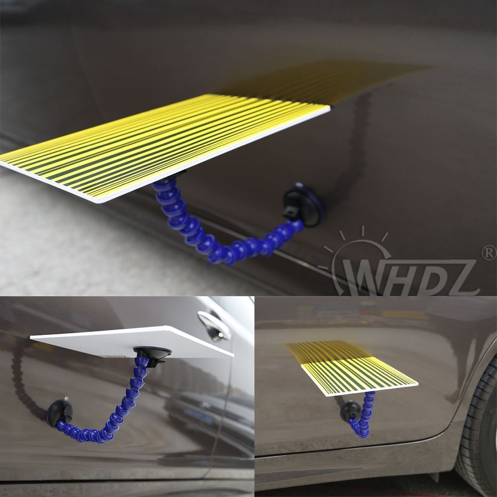 PDR Tool with Box - Sider Hammer Glue Gun Pulling Tabs Glue Sticks PDR Pro Tabs Tap Down Line Board Auto Dent Kit (68 PCS) (3)
