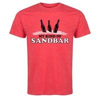 My Kind Of Sandbar Beer Bottles Beach Party Funny Humor Novelty Men S T Shirt Mans