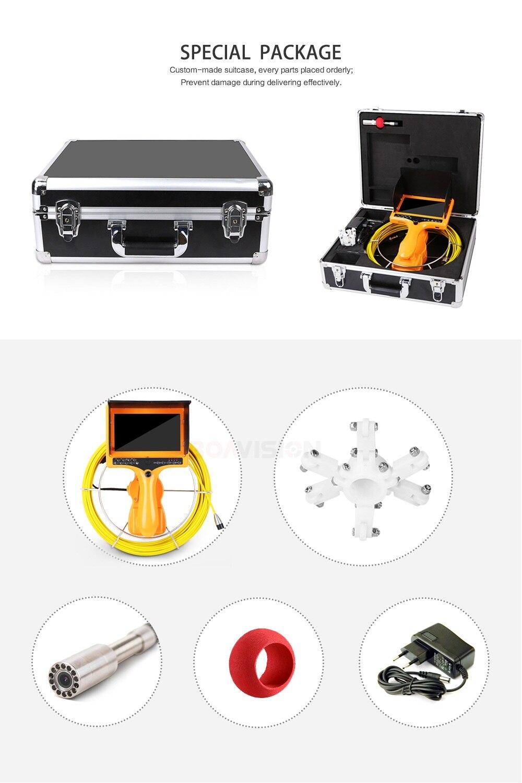 09 Pipe DVR Endoscope