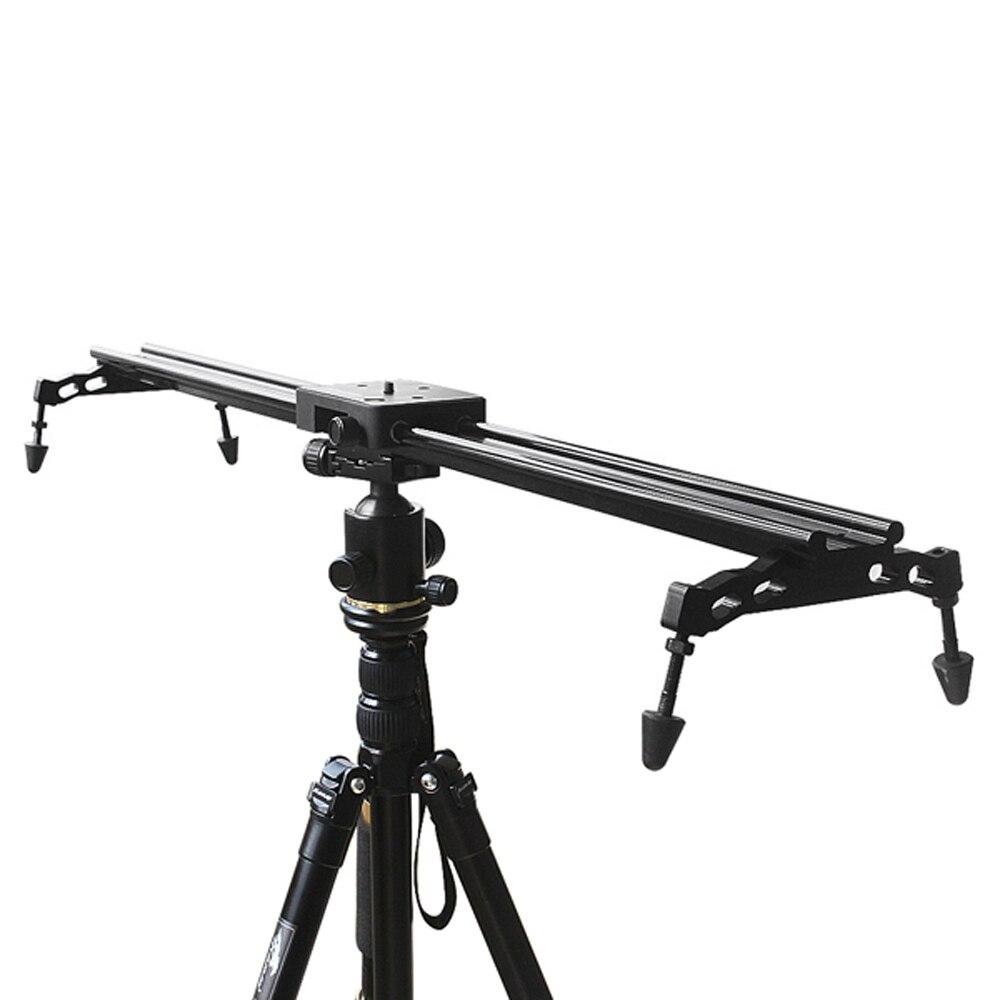 """bilder für Commlite Fotostudio Zubehör 60 cm/24 """"-pad Video Sliding-pad-videokamera-schienen-schweber Dolly Stabilizer System für DSLR Camcorder"""