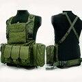 Ajustável engrenagem 7 estilos de Contraterrorismo cs RRV anfíbio colete Tático ao ar livre Militar combate Proteção engrenagem GM1401