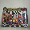 """DAP Skateboard Tableros 8 """"Forma De Skate de Arce Tigre Del Zodiaco Chino/Dragon/Cabra/Gallo/OX Juntas Patinetas"""