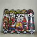 "DBH Skateboard Boards 8"" Maple Shape Skate Chinese Zodiac Tiger/Dragon/Goat/Rooster/OX Boards Patinetas"