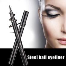 Professional Liquid Eyeliner Waterproof Long-lasting Make Up Eye Liner Pencil Makeup Tool JIU55 все цены