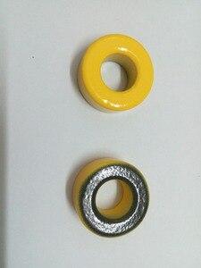 Image 2 - 10 ADET T106 6 Demir Tozu Dairesel Çekirdek düşük geçirgenlik HR RF karbonil ferromanyetik halka
