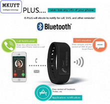 I5 Plus Smart Bracelet Bluetooth 4 0 Waterproof Touch Screen Fitness Tracker Health Sport Wristband Sleep
