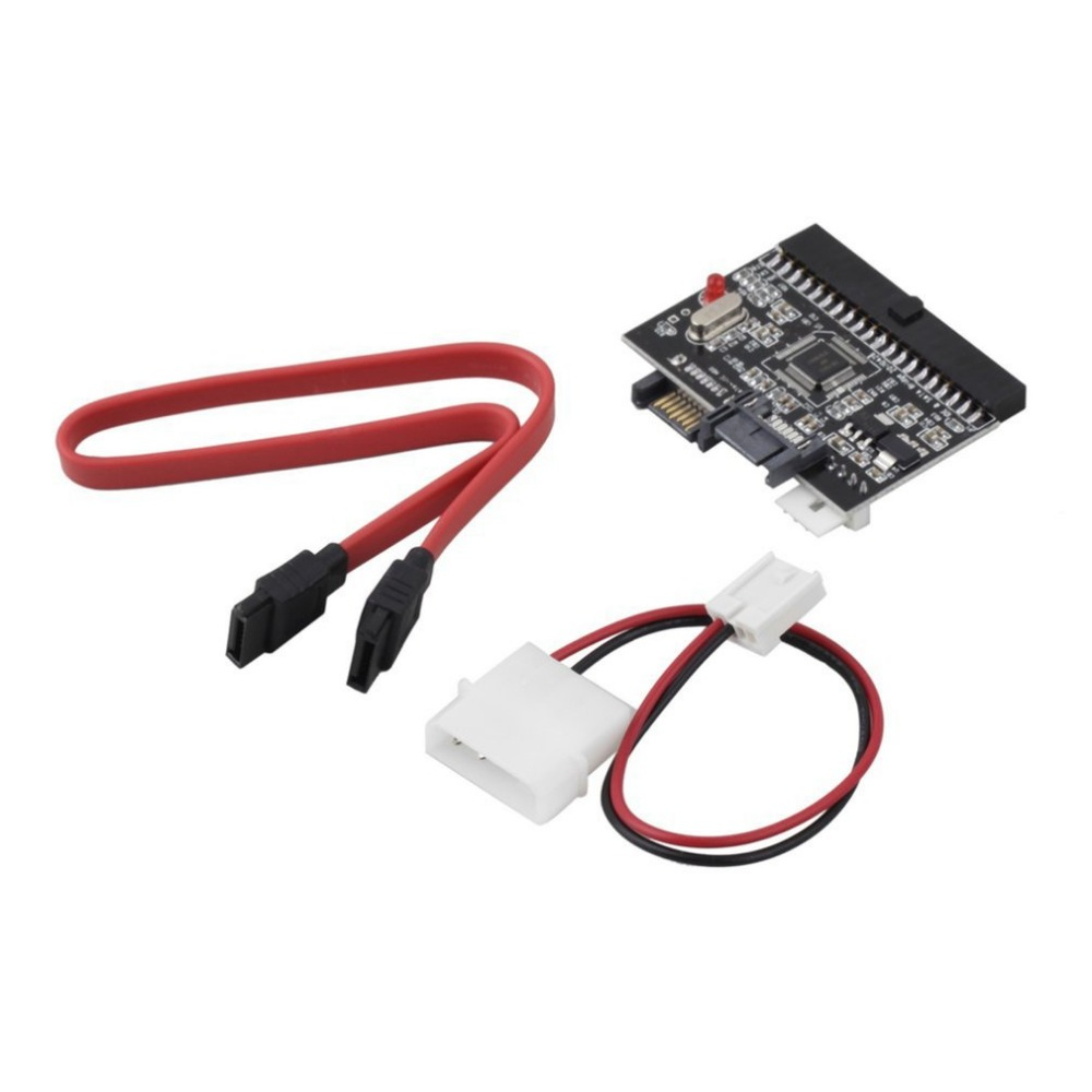 2 in 1 SATA to IDE Adapter Converter IDE to SATA Converter Adapter for DVD/ CD/ HDD цена и фото