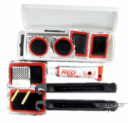 40412 The long box tire repair tools / combination of tools / bicycle repair tools set