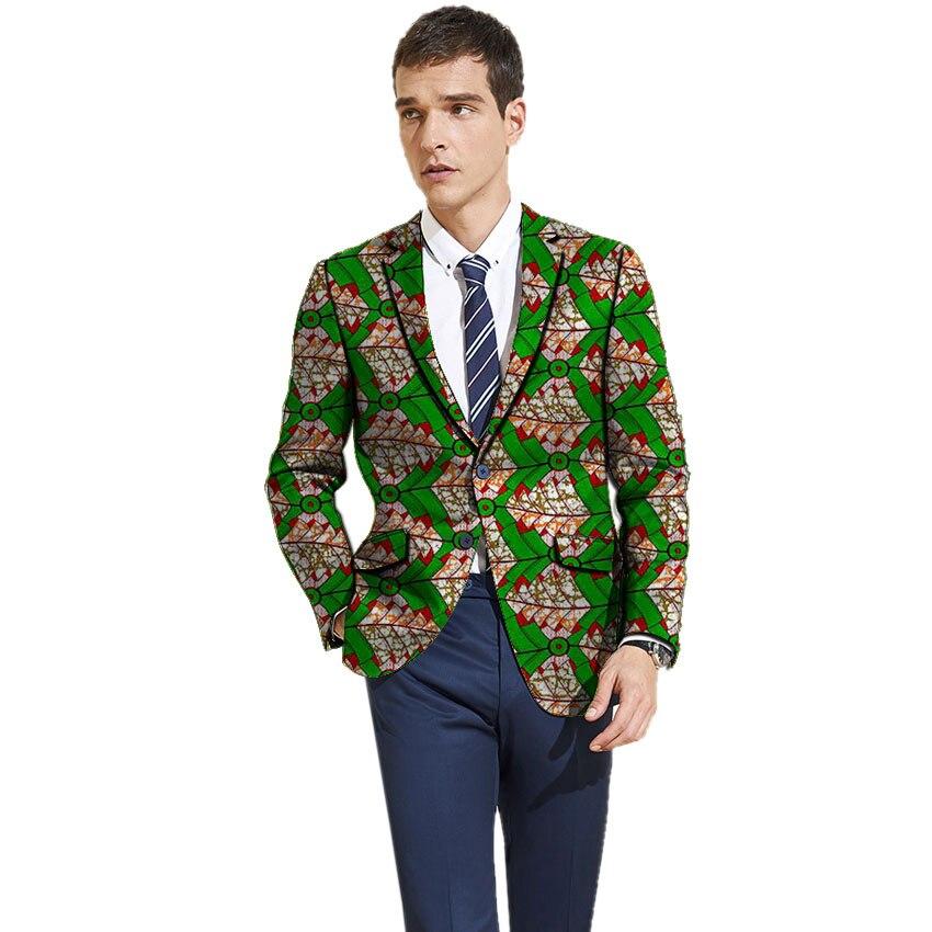 Abbigliamento 12 Dashiki Maschio Blazer 5 Di Giacca Africano