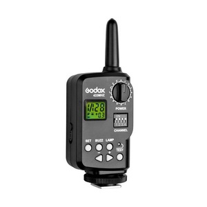 Image 2 - Godox FT 16 Wireless Power Controller Remote Flash Trigger for Godox Witstro AD180 AD360 Flash Speedlite for Canon Nikon Pentax