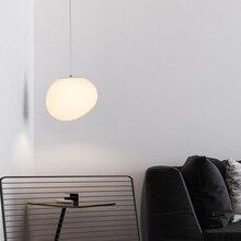 D180mm global led lantern light modern style design luxury lighting led pendant light for living room dinning