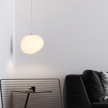 Modern Easy Fit  Frosted PE Globe LED Ce led pendant lighting living room kitchen