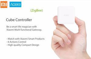 Image 5 - Xiaomi חכם בית ערכת Mijia שער דלת חלון אנושי גוף חיישן טמפרטורת לחות חיישן אלחוטי מתג Zigbee שקע קובייה