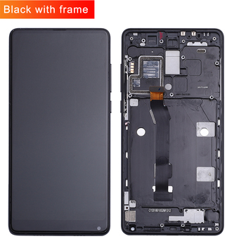 "5.99"" IPS Display For XIAOMI Mix 2 LCD Touch Screen Digitizer Replacement for Snapdragon 835 XIAOMI MI MIX 2 LCD MIX2 1"