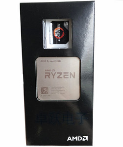 AMD Ryzen 5 2600 R5 2600 GHz Six-Core Twelve-Thread CPU Processor YD2600BBM6IAF Socket AM4