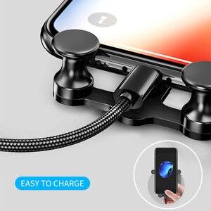 Image 5 - Kisscase金属重力iphone xsmax 6 y型車マウント電話スタンド用s8テレフォンtutucu