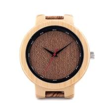 Antique Cuarzo Relojes Hombres Marca de lujo Relogio masculino Reloj De Madera Digital Especial Anillo con Cuero de Grano Mujer 2016