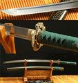 41 1060 CARBON STAHL HANDGEMACHTE DRACHEN JAPANISCHE SAMURAI SCHWERT KATANA KANN BAUM GESCHNITTEN|tree stand|swords samuraisword video -