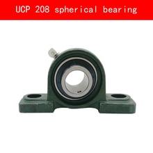 цена на UCP 208 vertical spherical bearing for diameter 40MM shaft