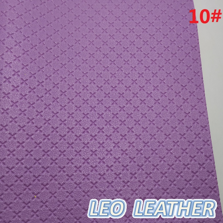 Arts,crafts & Sewing Lovely A4 Sheet 8x 11 Embossed Cross Synthetic Leather Fabric Faux Leather Fabric For Bows Bags Craft Diy Project 1pieces F0224