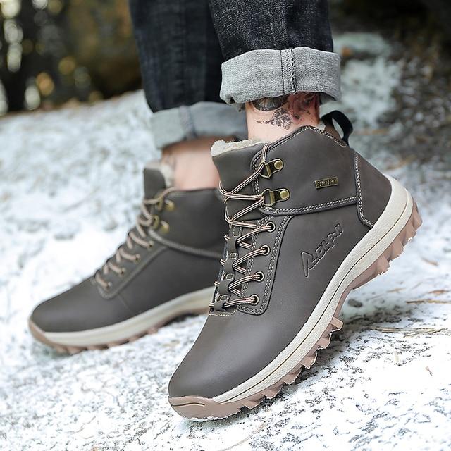 Homass Hiking Tactical Militay Boots 6