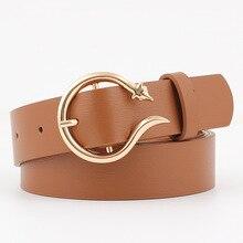 √ BLA высокое качество мода Pu Ремни для Женщин Животных Пряжка Ремень для Джинсовые Одежды