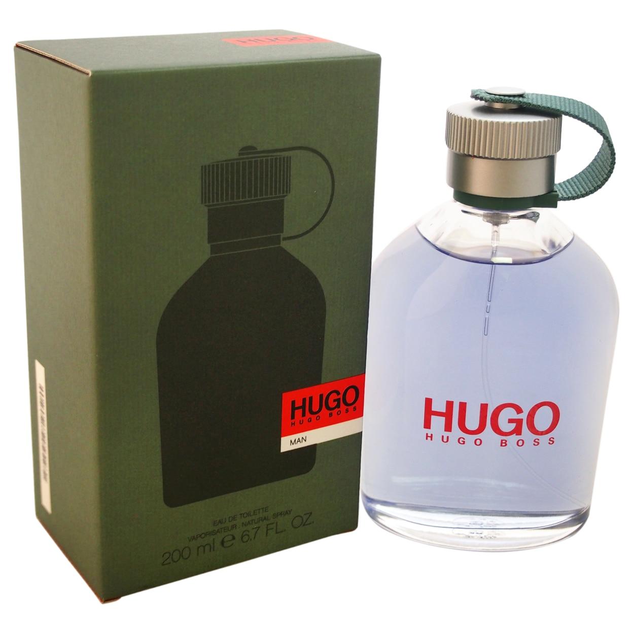 Hugo by Hugo Boss for Men - 6.7 oz EDT Spray 2 0 12 9 matrix 11227
