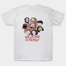 Resident Evil Bienvenido a la familia 2018 Funny hombres y mujeres marca de  la aptitud del estilo del verano Camisetas imprimir . 2287b27219d