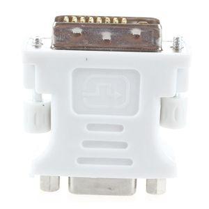 Image 5 - DVI męski adapter (DVI D 24 1) do kobiet VGA (15 pin)