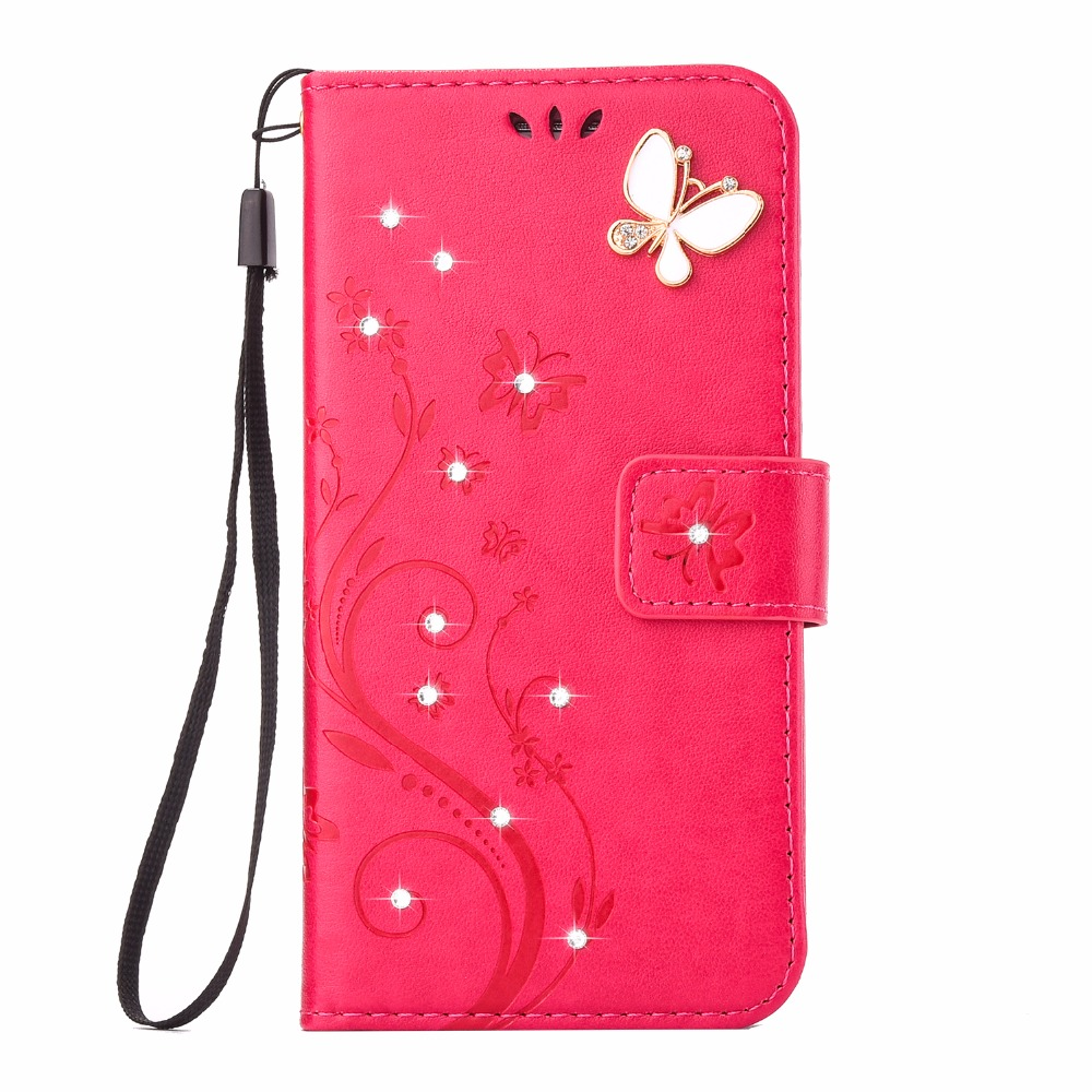 EiiMoo Luxury Wallet For Funda Samsung Galaxy A5 2017 Case Leather Flip For Coque Samsung A5 2017 Case Cover PU Capa Phone Shell