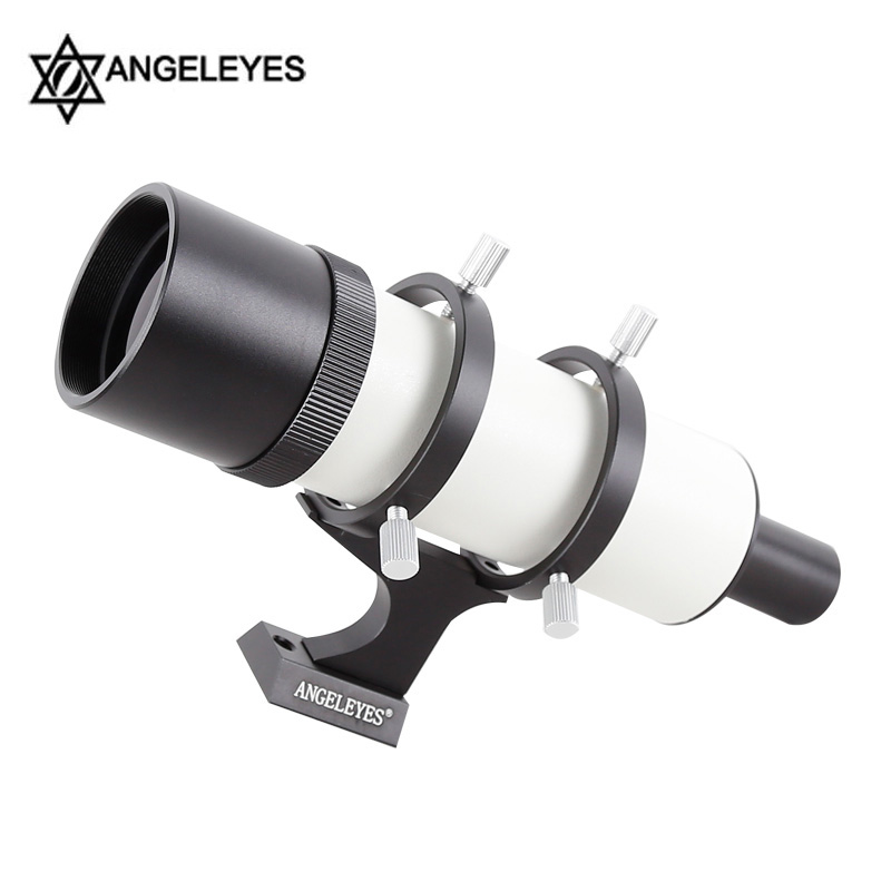 Angeleyes 7x50 Finder Scope 7X Magnification Finderscope Riflescopes Sight Cross Hair Reticle Telescope Astronomic Accessories