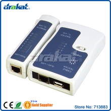 Lan RJ45 USB Line Tester