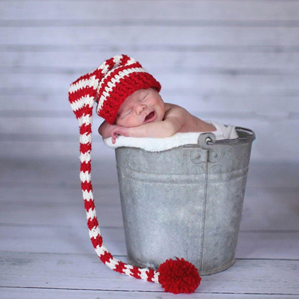 Baby Crochet Knitted Hat Winter Costume Newborn Baby