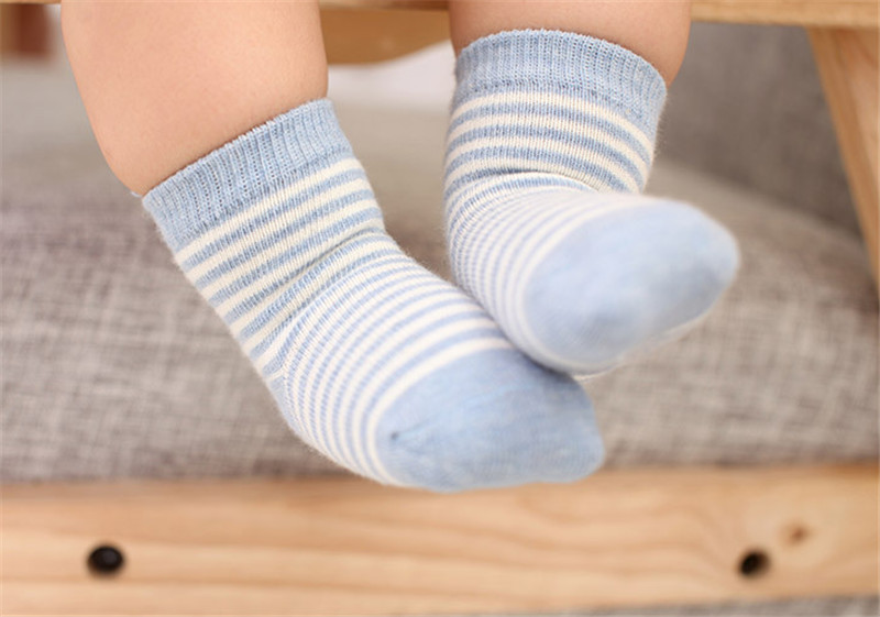 0 3 years old baby socks Spring children 39 s socks cotton men and women comfortable soft tube cotton socks wholesale in Socks from Mother amp Kids