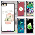 STEVEN UNIVERSE PERIDOT 6 fashion case for iphone 4 4s 5 5s SE 5c for 6 & 6 plus 6S & 6S plus 7 7 plus #wp322