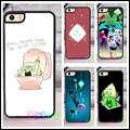 Steven universo peridot 6 fashion case para iphone 4 4s 5 5s se 5c para 6 & 6 plus 6 s & 6 s plus 7 7 plus # wp322