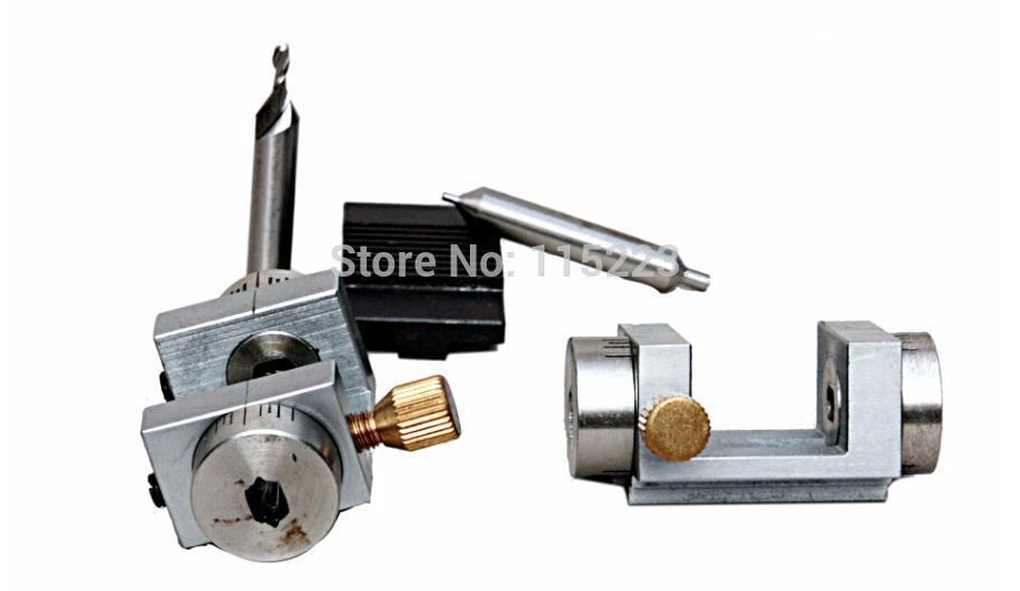 Full Set Key Machine Ford Fixture Tool For Copy Mondeo Ford Jaguar Car Key Clamp Locksmith Tools