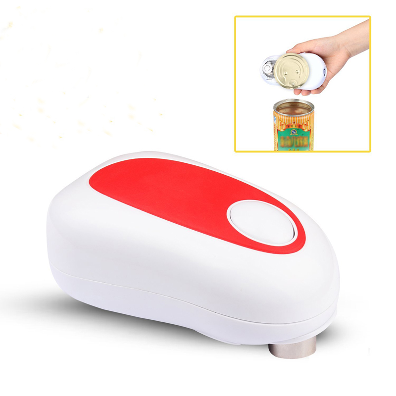 Automatic Hands Free Electric Can Opener Kitchen Gadgets